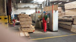 Работа на дервообрабатывающем заводе в Польше, teeal.pl