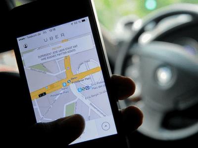 uber Вакансия teeal.pl работа водителем в Польше