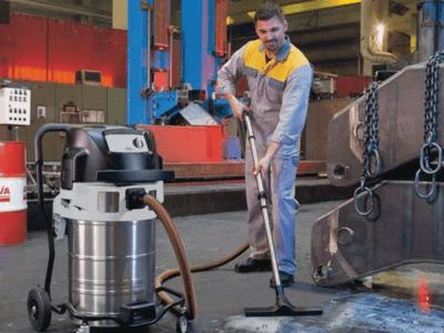 уборка цеха, работа в Польше