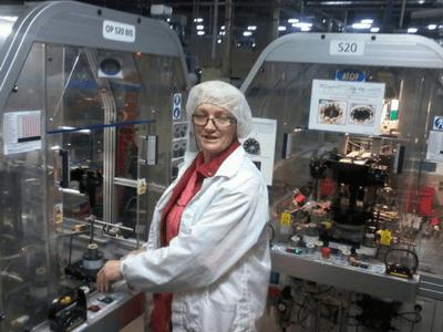 Работа на в Польше на заводе BMW
