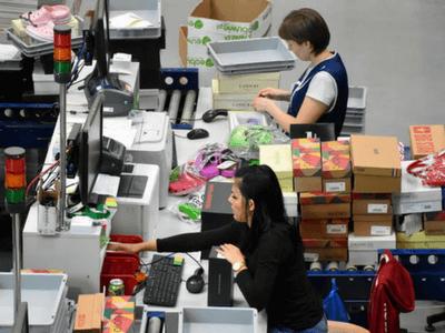Работник склада (обуви, сумок и кошельков)