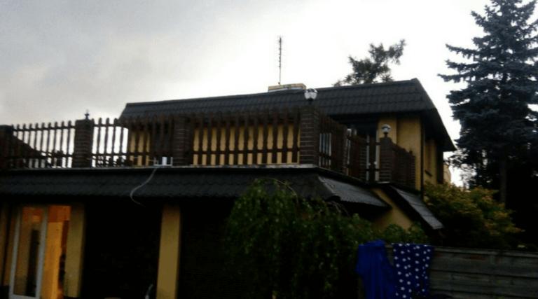 Дом, жилье сварщиков в Польше