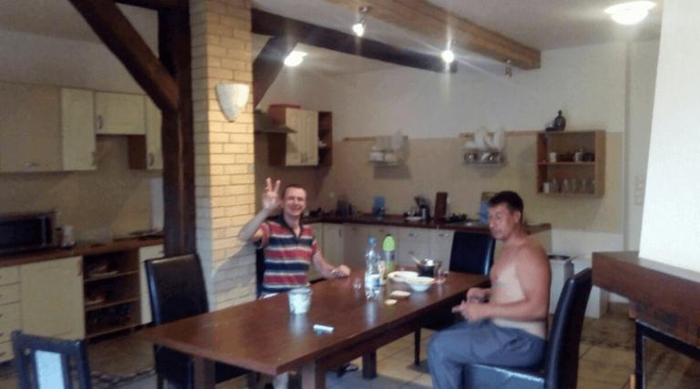 Проживание сварщиков, работа в Польше