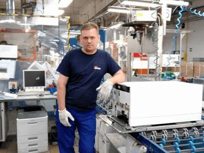 termet работа в Польше