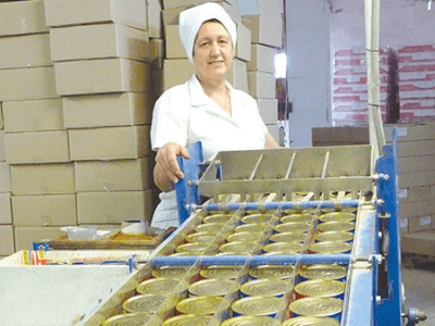 упаковщик на консервный завод, работа в Польше
