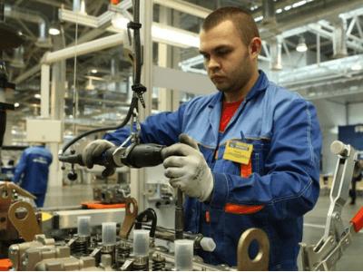 Работник металлообрабатывающей промышленности DANIA