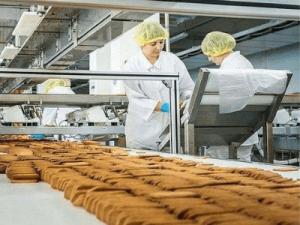 Lamber упаковка печенья в Польше
