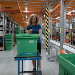 J&M Logistics склад автомобильных запчастей