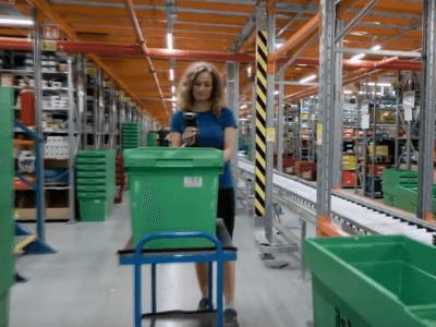 J & M Logistics склад автомобільних запчастин