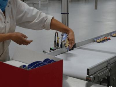 работа в Польше на производстве конфет