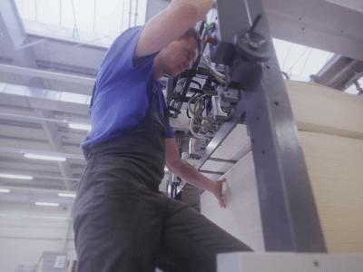 Помощник в типографии, Granpak Работа в Польше