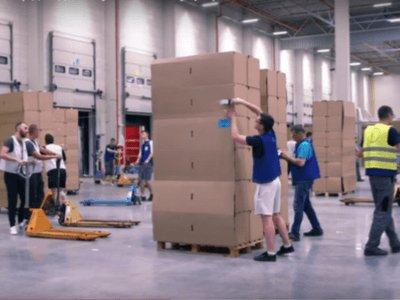 Комплектация товаров (одежда / обувь / аксессуары), WEARCO