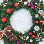Изготовление новогодних украшений, Świat Flory