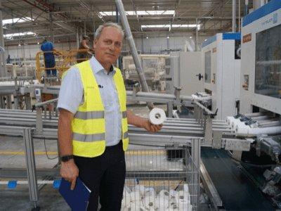 производство средств гигиены VELVET CARE