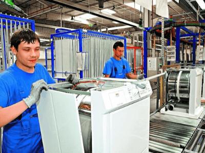 Производство сушилок, Electrolux
