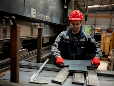 Сборка металлических изделий, IRYD