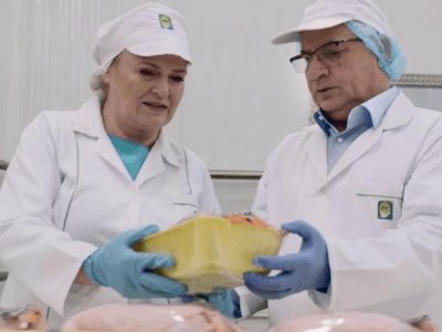 Работа на мясокомбинате, AMI. <span class=''priezd'>Приезд' из Украины (карантин) 1.10</span>