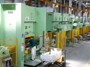 Машинная обработка металла, POLAND TOKAI OKAYA (PTO)