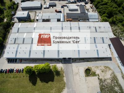 Склеювання картонних коробок, HMP