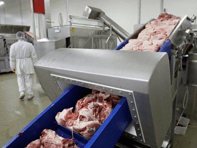 Работник разделки мяса, ZMŁuków. <span class=''priezd'>Приезд' из Украины (карантин) 16.11</span>