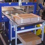 Обслуживание машины для упаковки мебели, VOX PROFIL