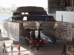 производство мебели для яхт и катамаранов, SUNREEF