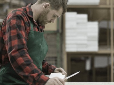 Механическая обработка деревянных элементов, INTER DOOR
