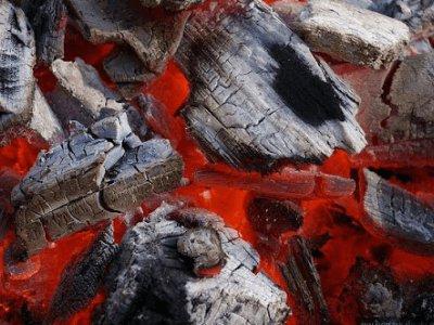 Производство древесного угля, GRYFSKAND