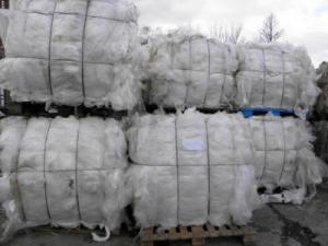 Уборка и сортировка фолии и пластика, REKO