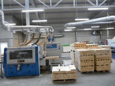 Обработка древесины, MARK-DREW