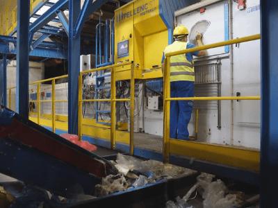Производство мешков для мусора, STELLA