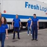 Работник склада при комплектации товара, FRESH LOGISTIC
