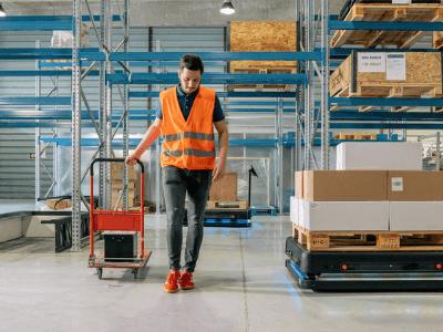 Работник склада комплектации товара, SCHENKER