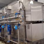 Мойка и дезинфекция контейнеров для перевозки мяса, FARMUTIL