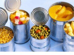 Производство замороженных и консервированных овощей, WZPOW
