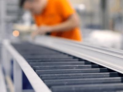 Виробництво віконних профілів з ПВХ, CKM EXTRUSION