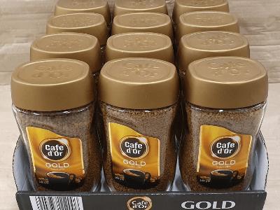 Фасовка кофейных зерен и растворимого кофе, INSTANTA
