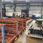 Обслуживание лакировальных машин, EUROPAINTING